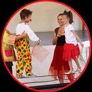 ateliers cirque pour enfants