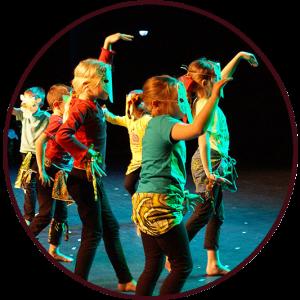 Ateliers danse africaine enfants