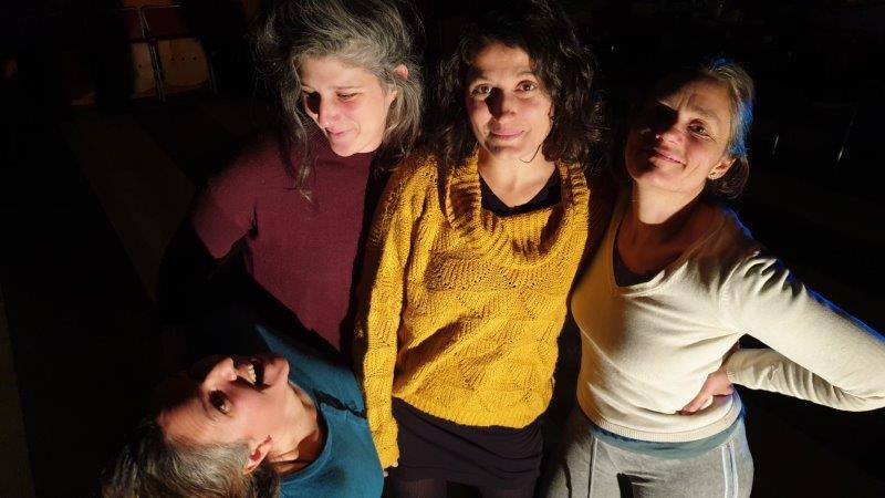 Llum – Une alchimie entre les 4 artistes, un terreau propice à la création